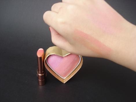 Fine one-one e Sweethearts Perfect Flush Blush