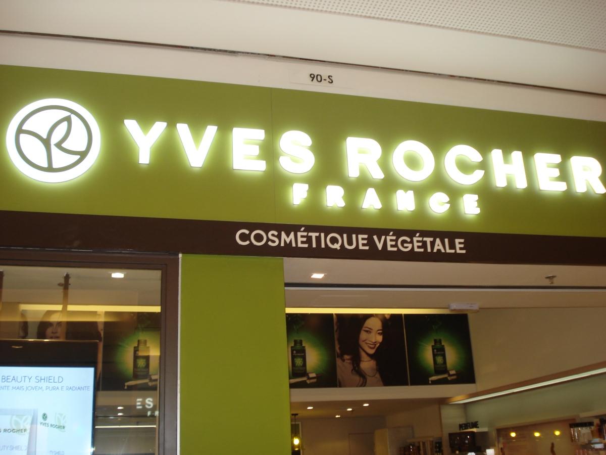 Yves Rocher: Marca francesa de cosméticos abre loja no Brasil!