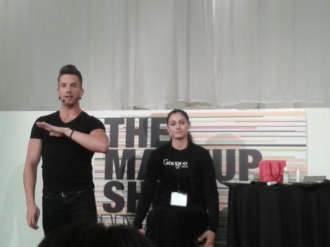 The no makeup Look com Cory Bishop