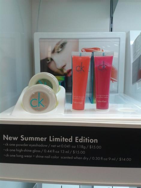 Summer Limited Edition/Edição limitada, linha verão