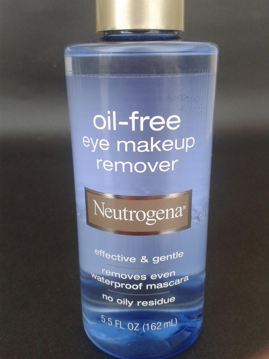 NEUTROGENA: Oil-free Eye Makeup Remover (Demaquilante bifásico para olhos)
