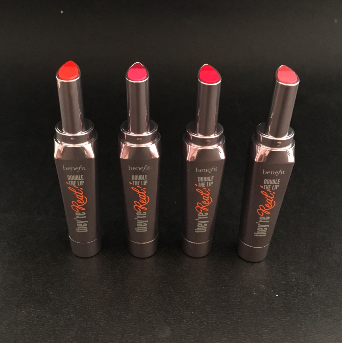 RESENHA BENEFIT:They're Real BIG Sexy Lip Kit - Batom 2 em 1