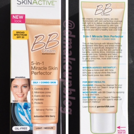 GarnierBBcream5in1